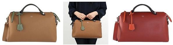 FENDIの新作ハンドバッグ  BY THE WAYの紹介