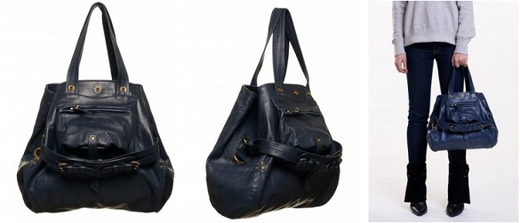 ジェロームドレフュスの2WAYバッグの詳細