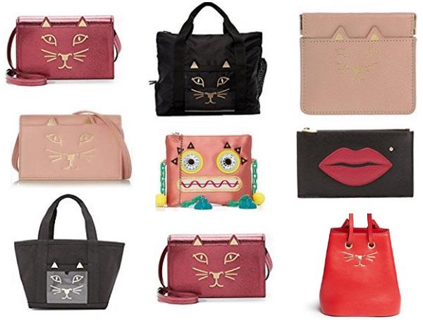 シャーロットオリンピアの猫バッグの一覧