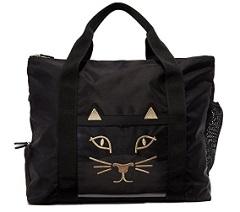 シャーロットオリンピアの猫バッグ