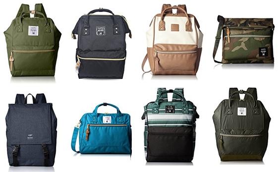 アネロの新作バッグの一覧